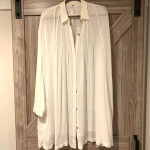 Free People Blouse Tunic